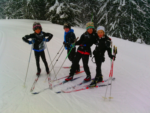 Jeunes Skieurs Nordiques de Manigod